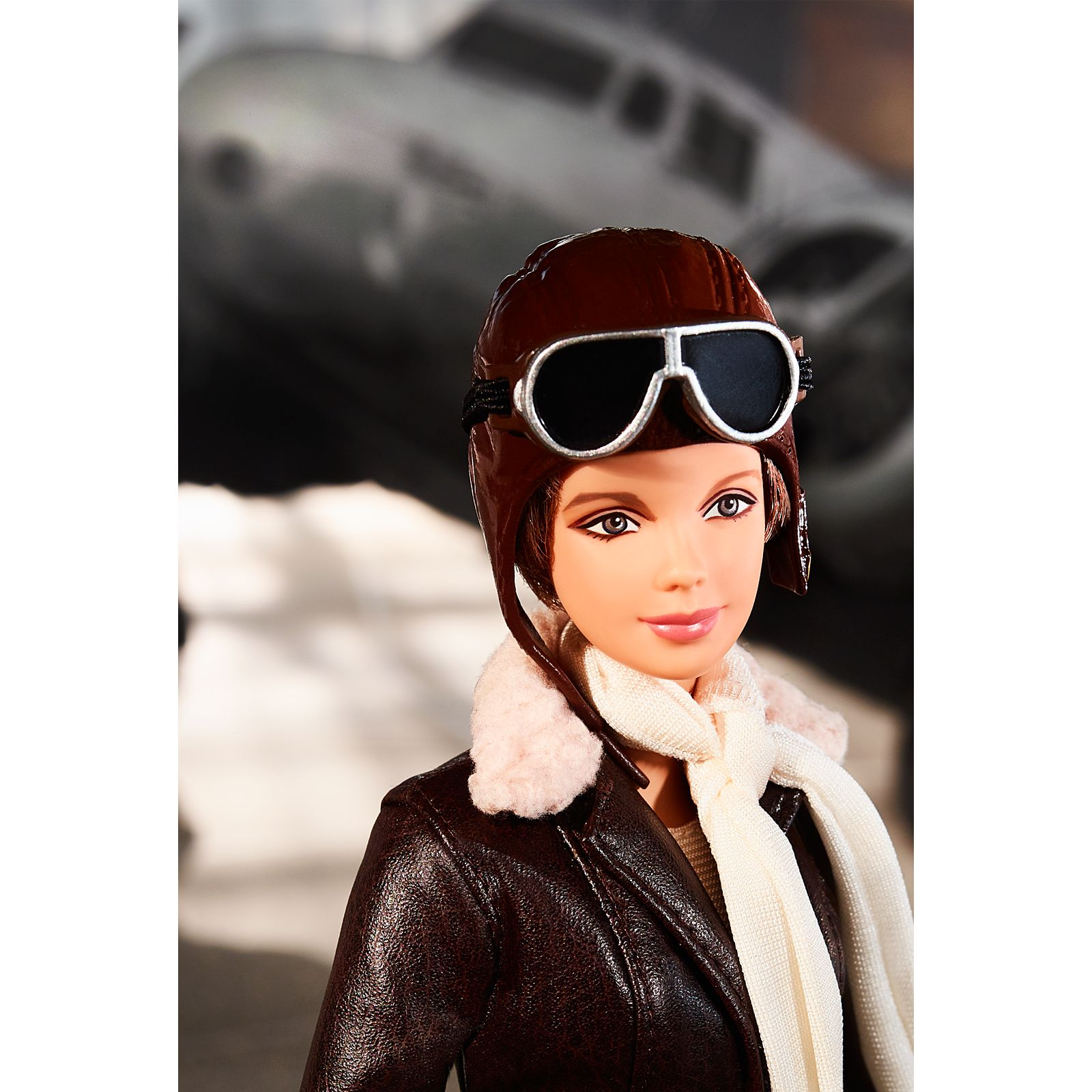 Amelia Earhart Barbie Doll Perfectory Barbie Edition