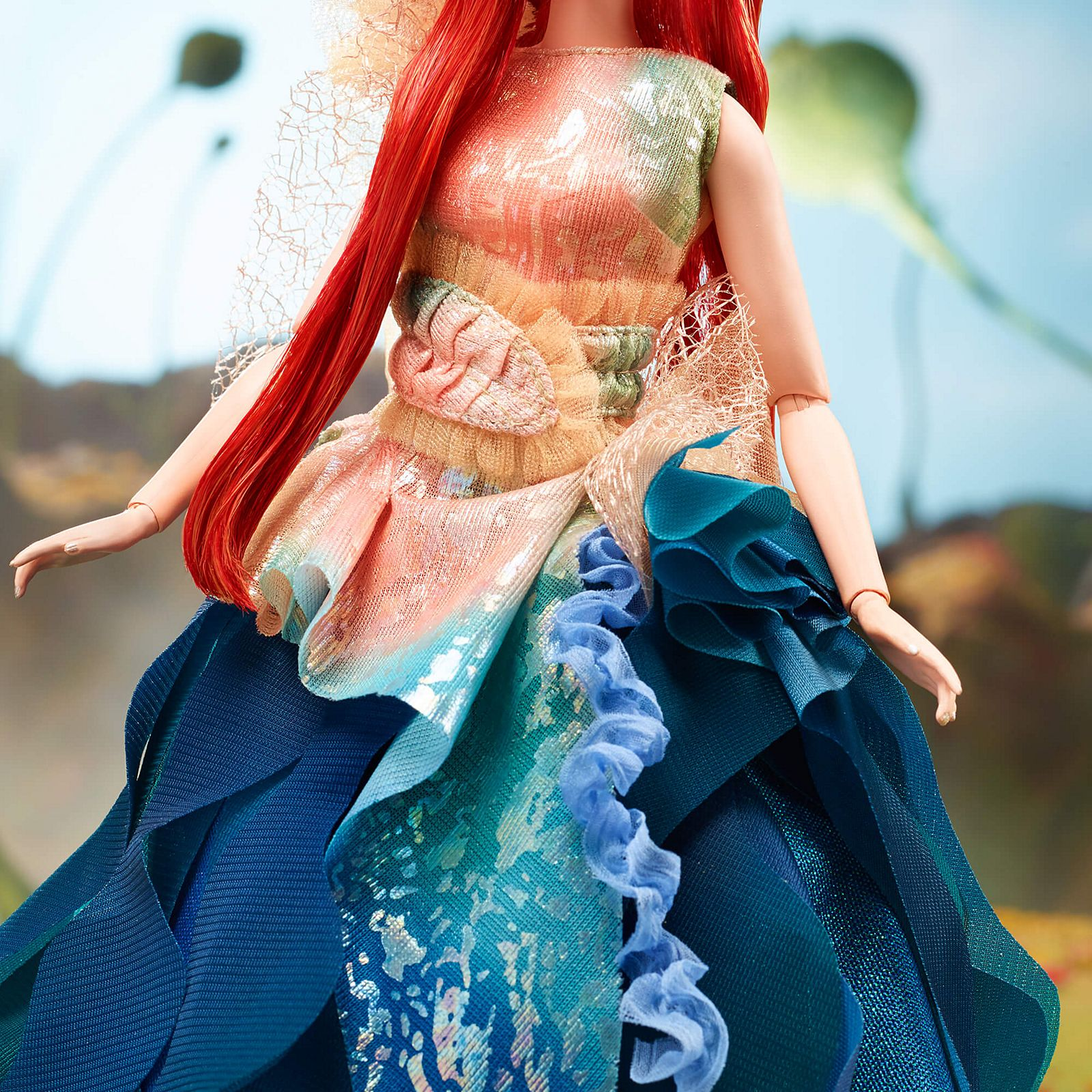 Barbie Mrs Whatsit Doll A Wrinkle In Time Perfectory
