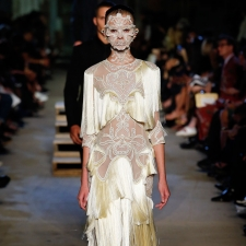 Fringed Gown - Spring 2016 Givenchy Haute Couture Collection