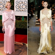Care to Compare? --- Fringed Gowns - 2016 Givenchy Haute Couture Collection