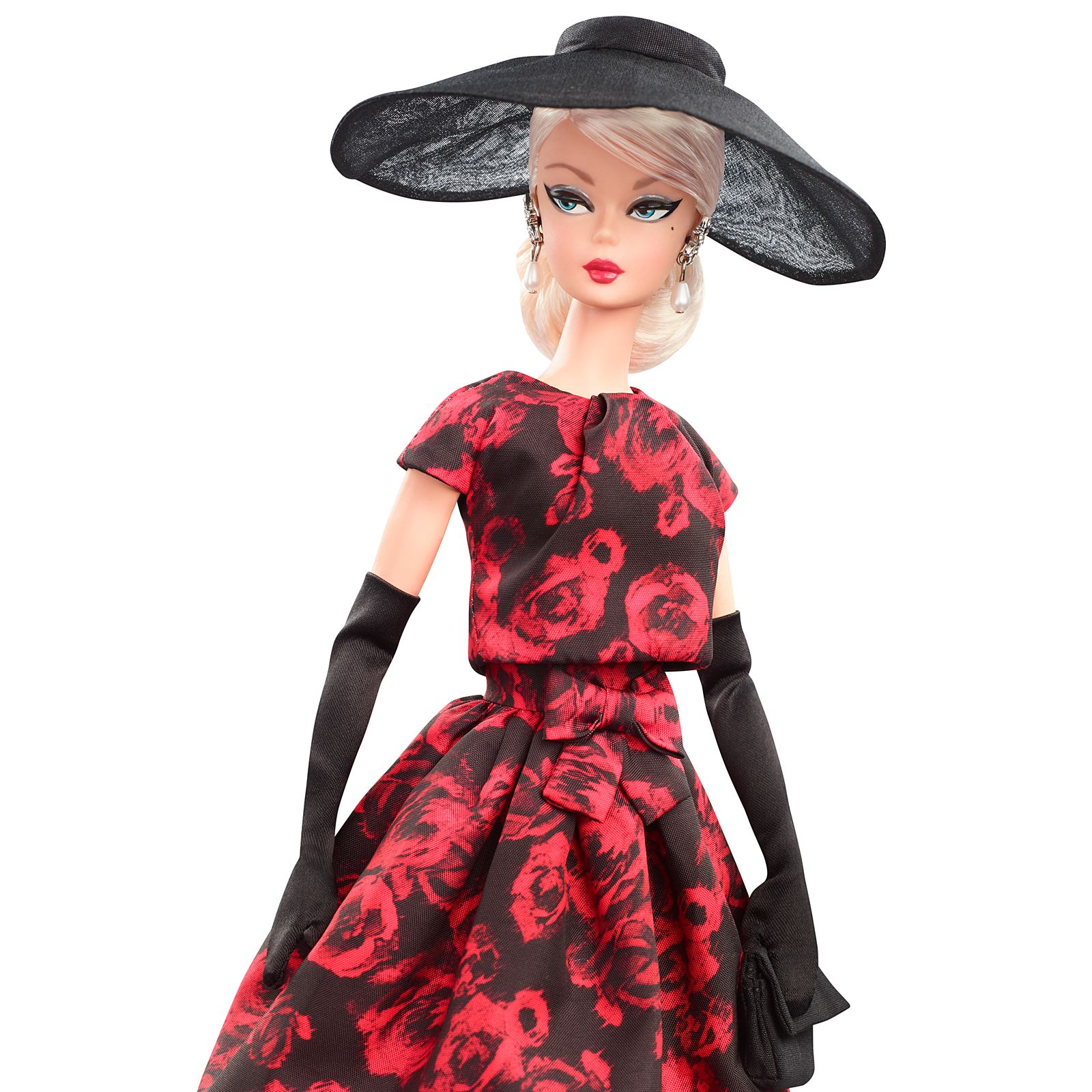 Barbie Fashion Model Collection Elegant Rose Cocktail