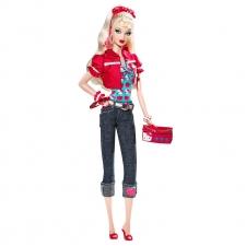 Hello Kitty Barbie Doll - 2008