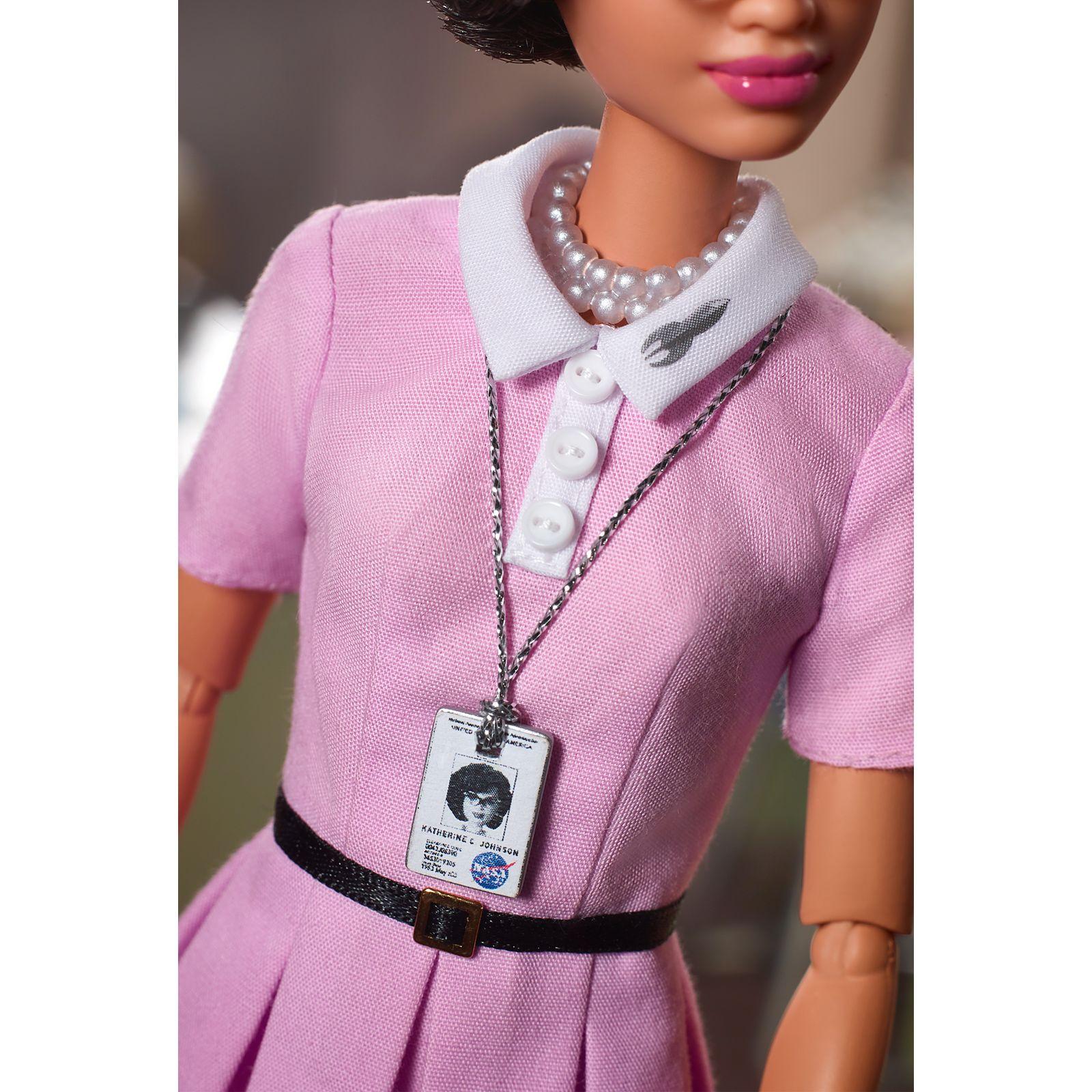 Katherine Johnson Barbie Doll Perfectory Barbie Edition