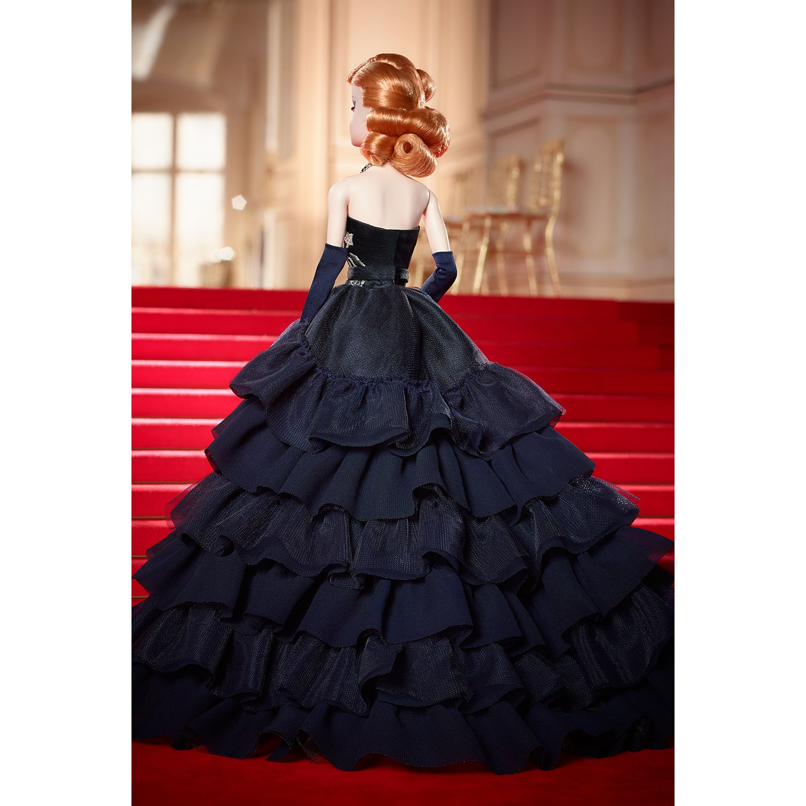 Midnight Glamour Barbie Doll Perfectory Barbie Edition