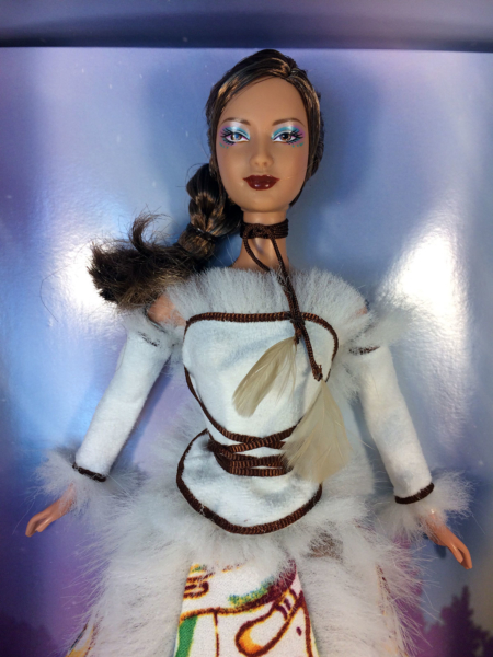 Inuit Legend Barbie Doll