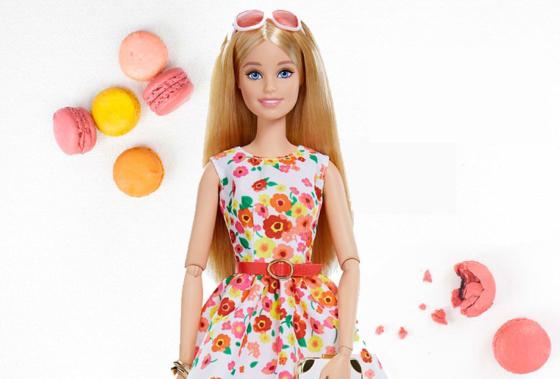 The Barbie Look Barbie Doll - Park Pretty Barbie