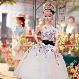 Classic Cocktail Dress Barbie