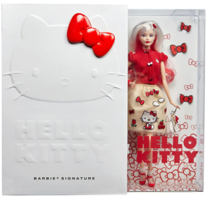 Barbie Hello Kitty Doll - Gorgeous Collector Box