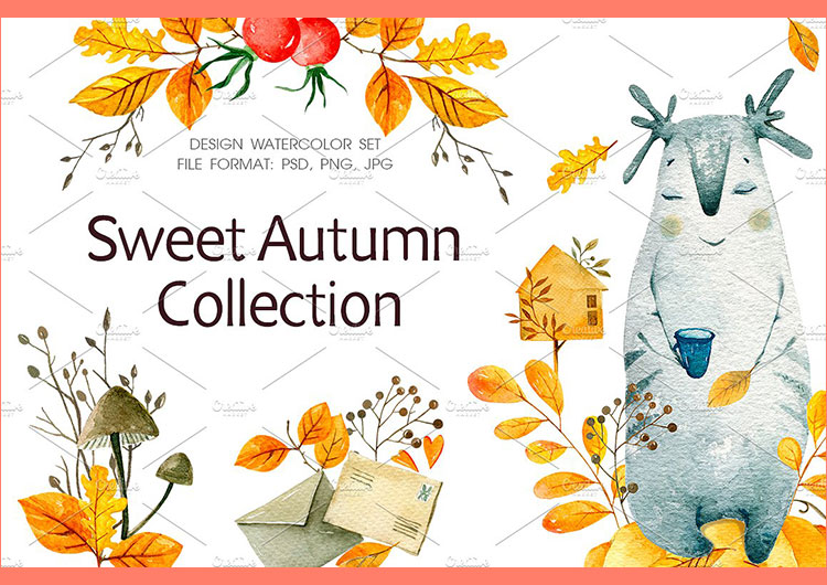Sweet Autumn Collection