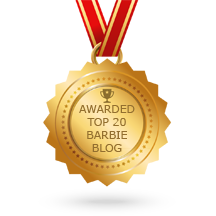 Perfectory Awarded Top 20 Barbie Blog