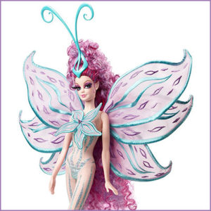 Bob Mackie Princess Stargazer Barbie Doll