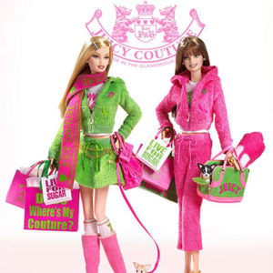 Juicy Couture Barbie Dolls