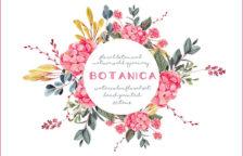Botanica Watercolor Set