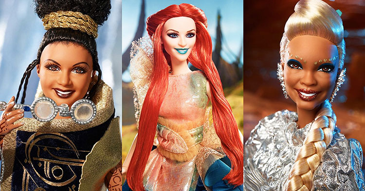 Wrinkle In Time Barbie Dolls Perfectory Barbie Edition