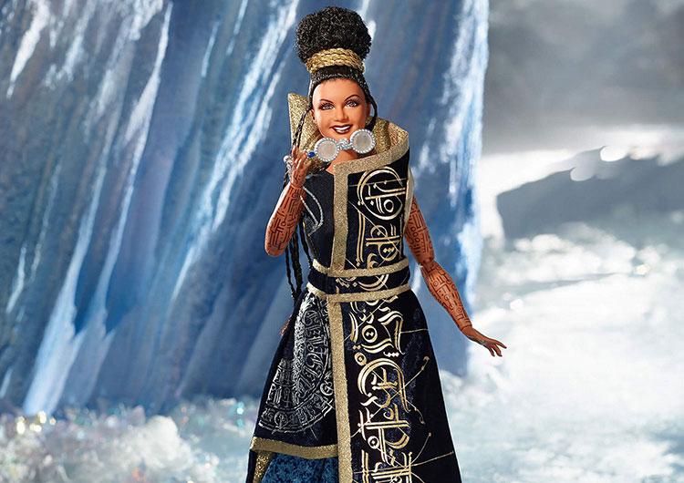 Barbie Mrs. Who Doll