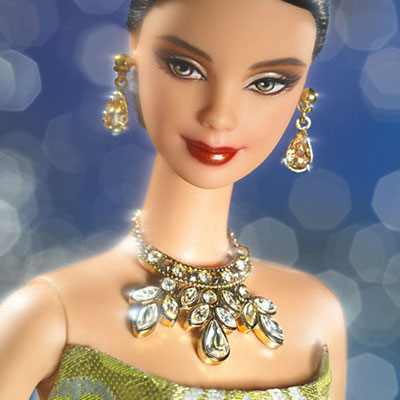 exotic beauty treasure hunt barbie doll  perfectory